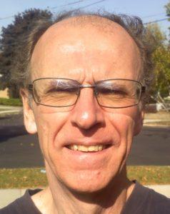 Author John Zettel